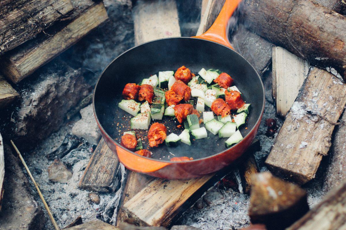 como cocinar vegetales