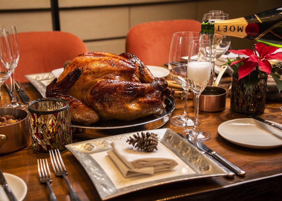 Diez restaurantes para cenar en navidad este a o - Restaurante para navidad ...