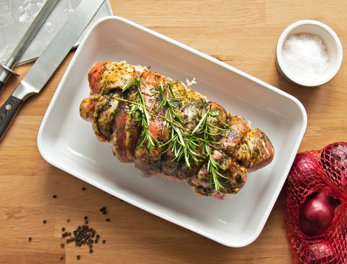 Tres recetas de rollos de carne con rellenos increíbles