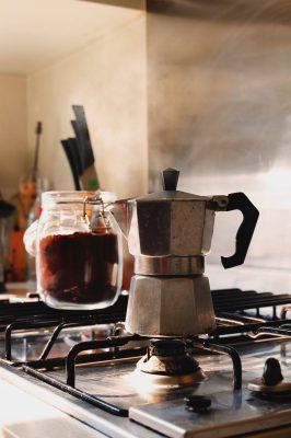 café en casa