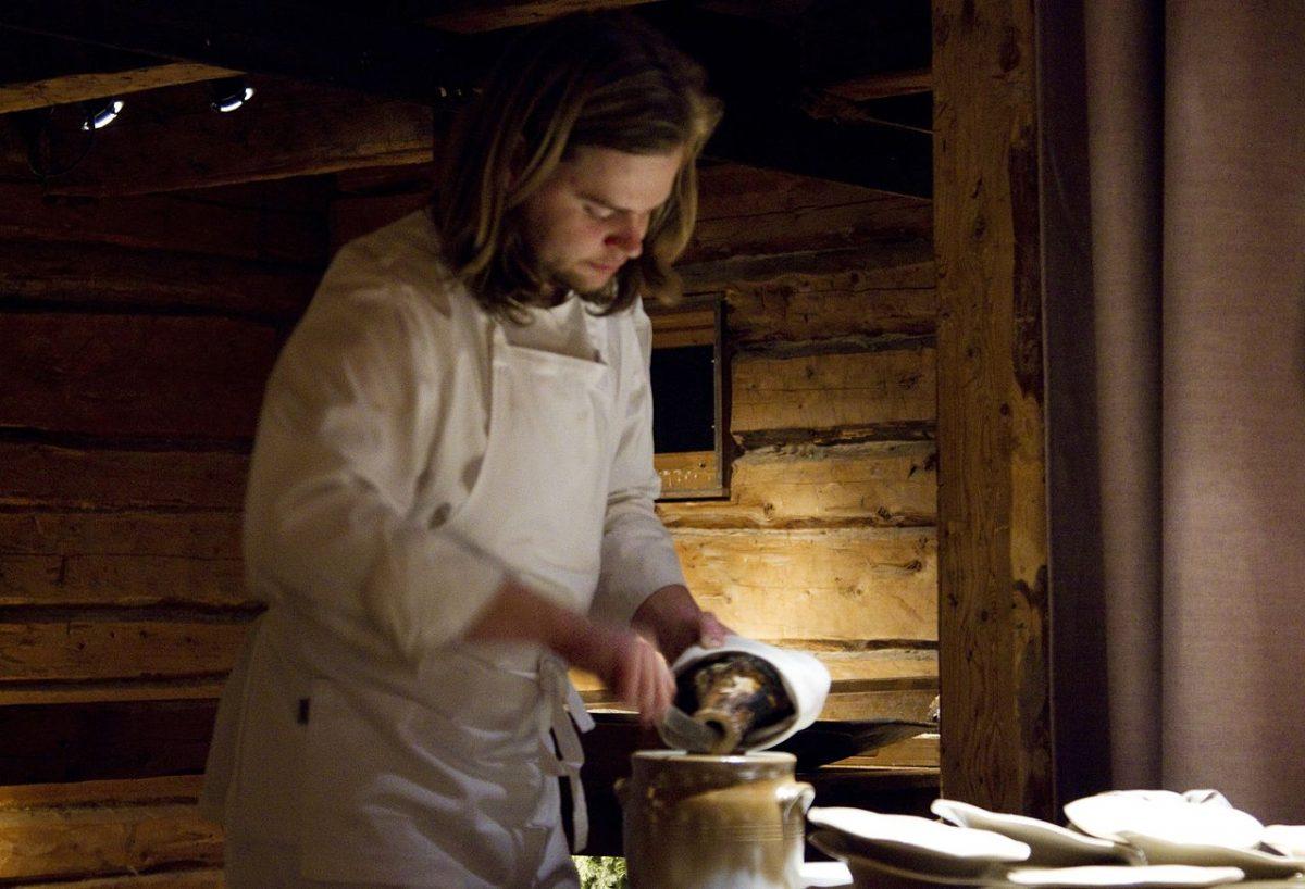 Cocina de Suecia