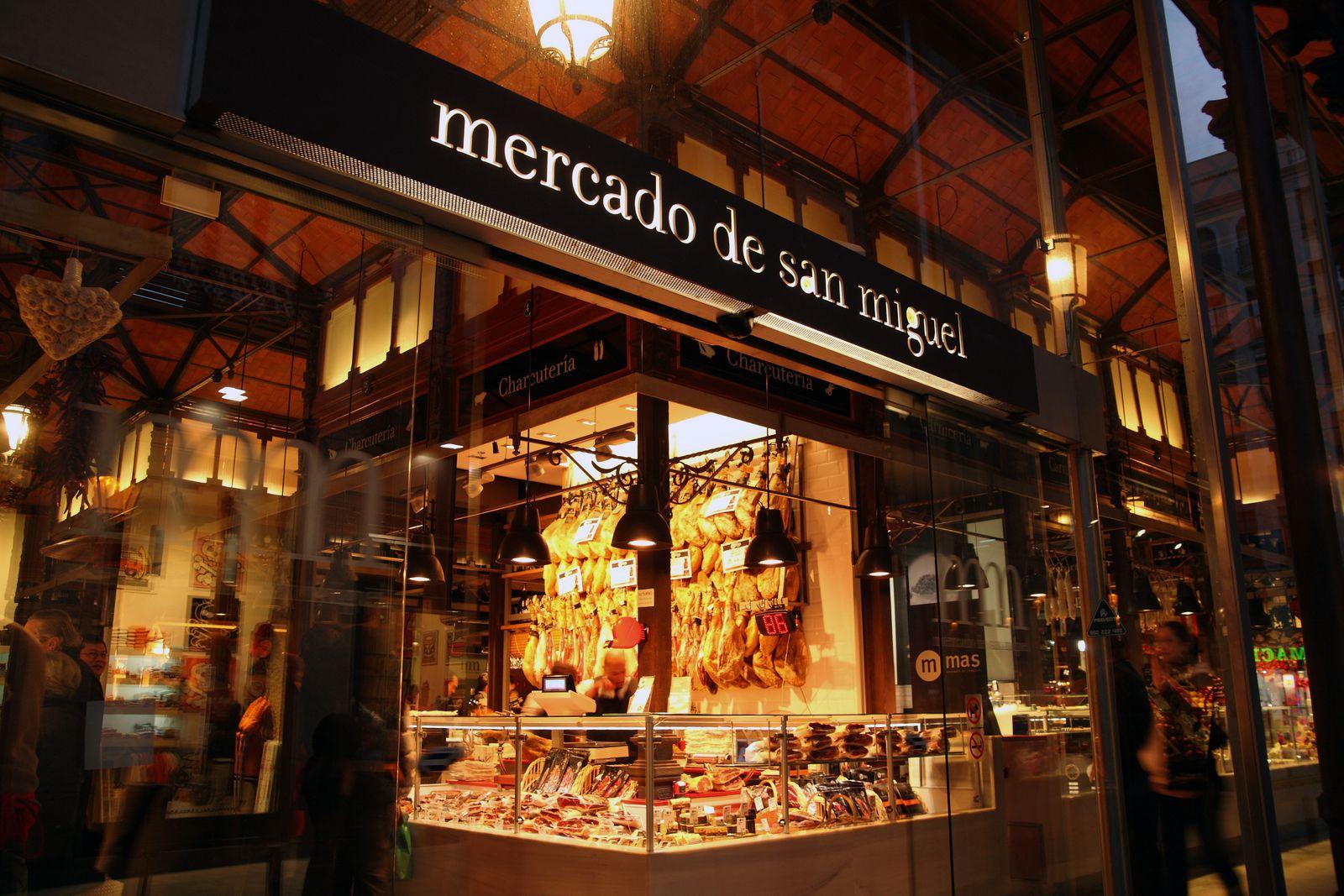 mercado de san miguel mercados gourmet