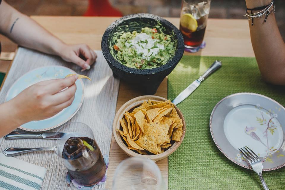 comida mexicana en restaurantes internacionales