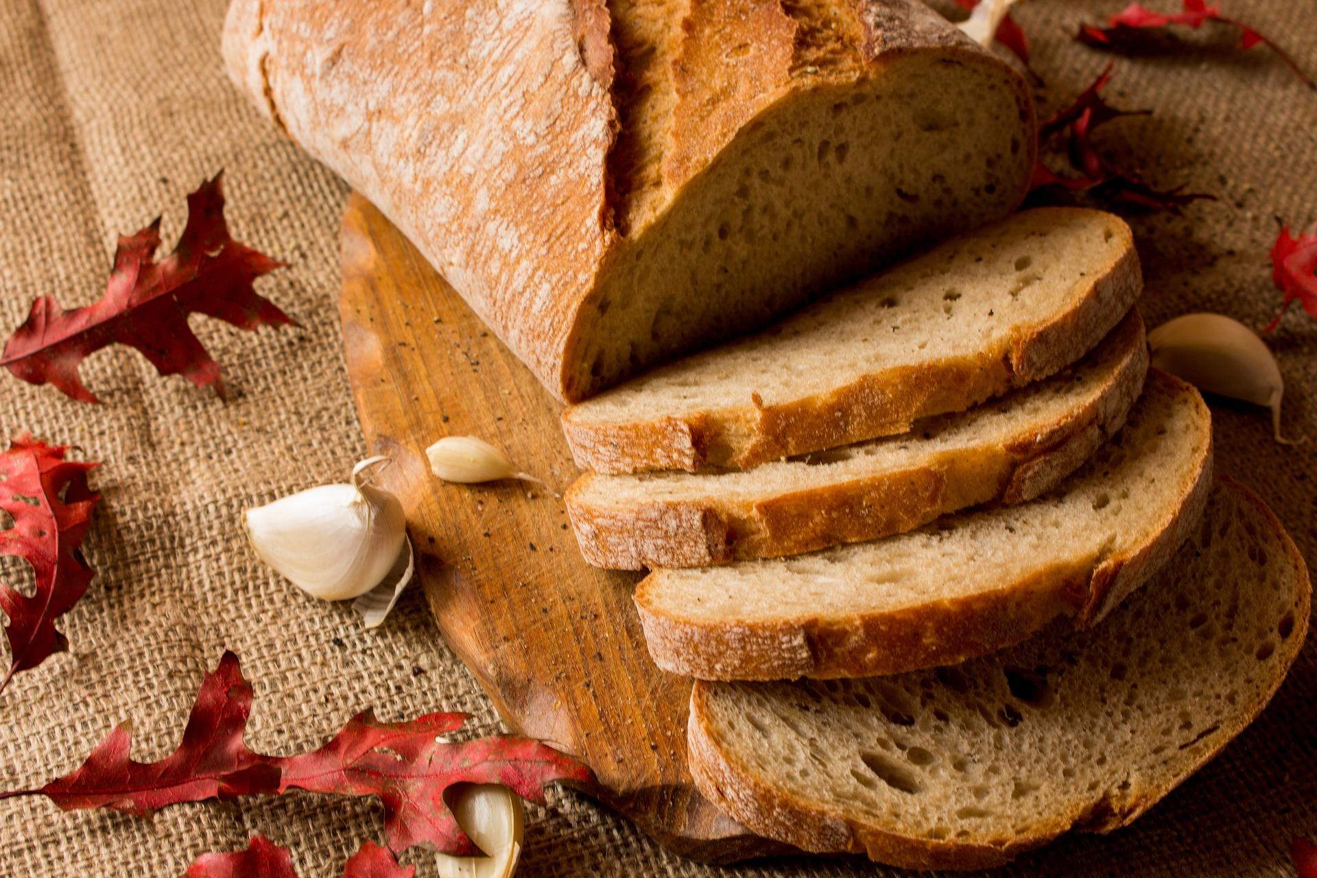recetas muy fáciles hacer pan en casa