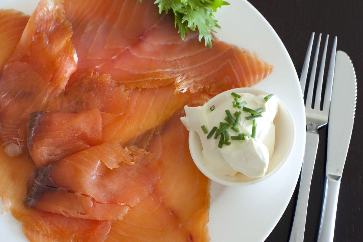 cocinar salmón