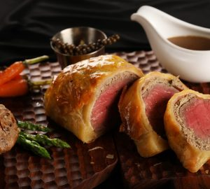 cocina del reino unido, filete wellington