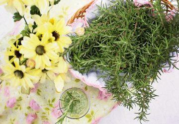 hierbas de olor para cocinar