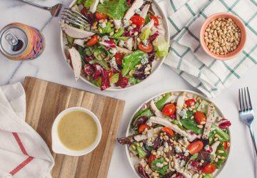 recetas de aderezos para ensalada