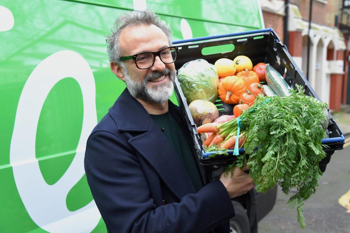 gastronomía social Massimo Bottura