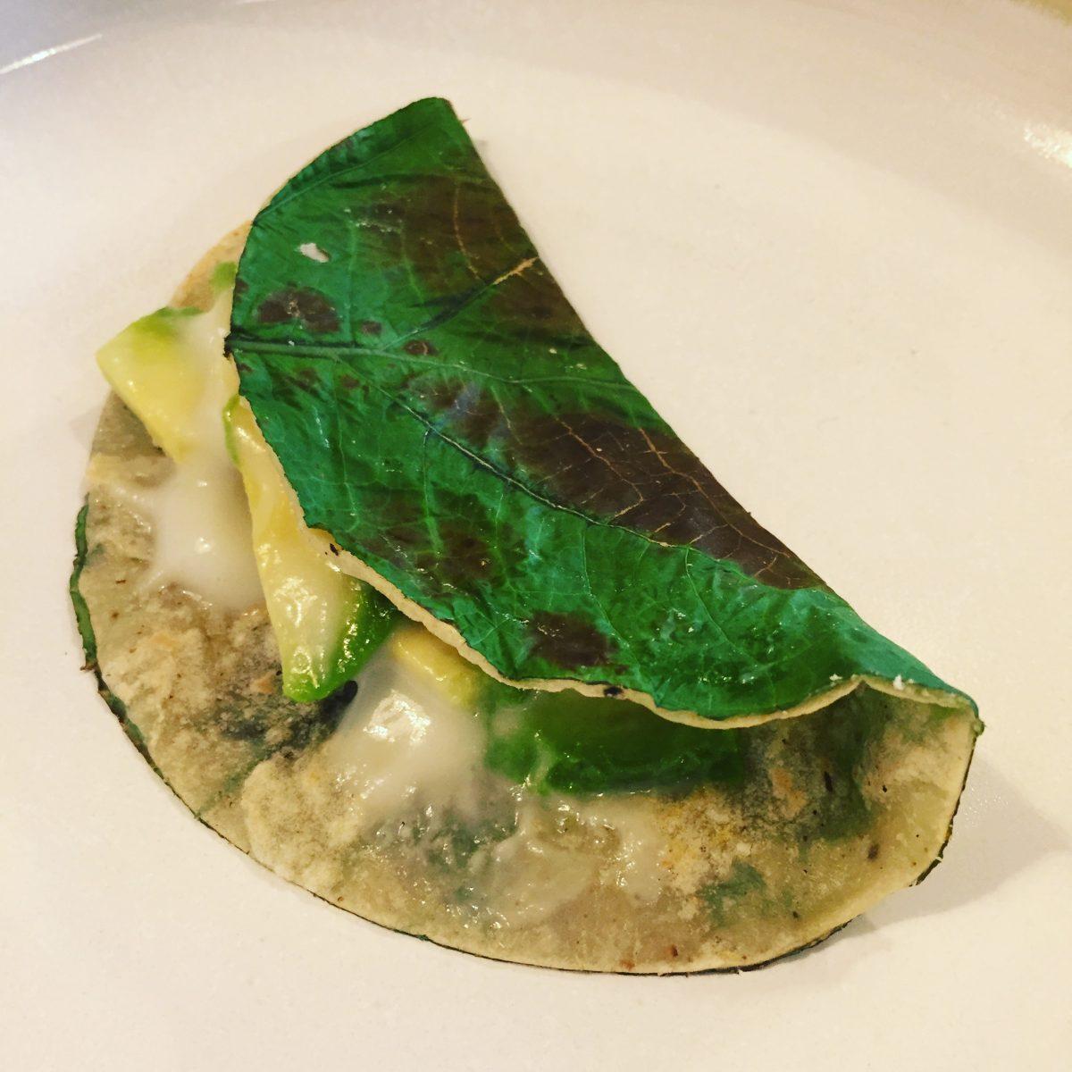 plant-based enriquel olvera taquería vegetariana
