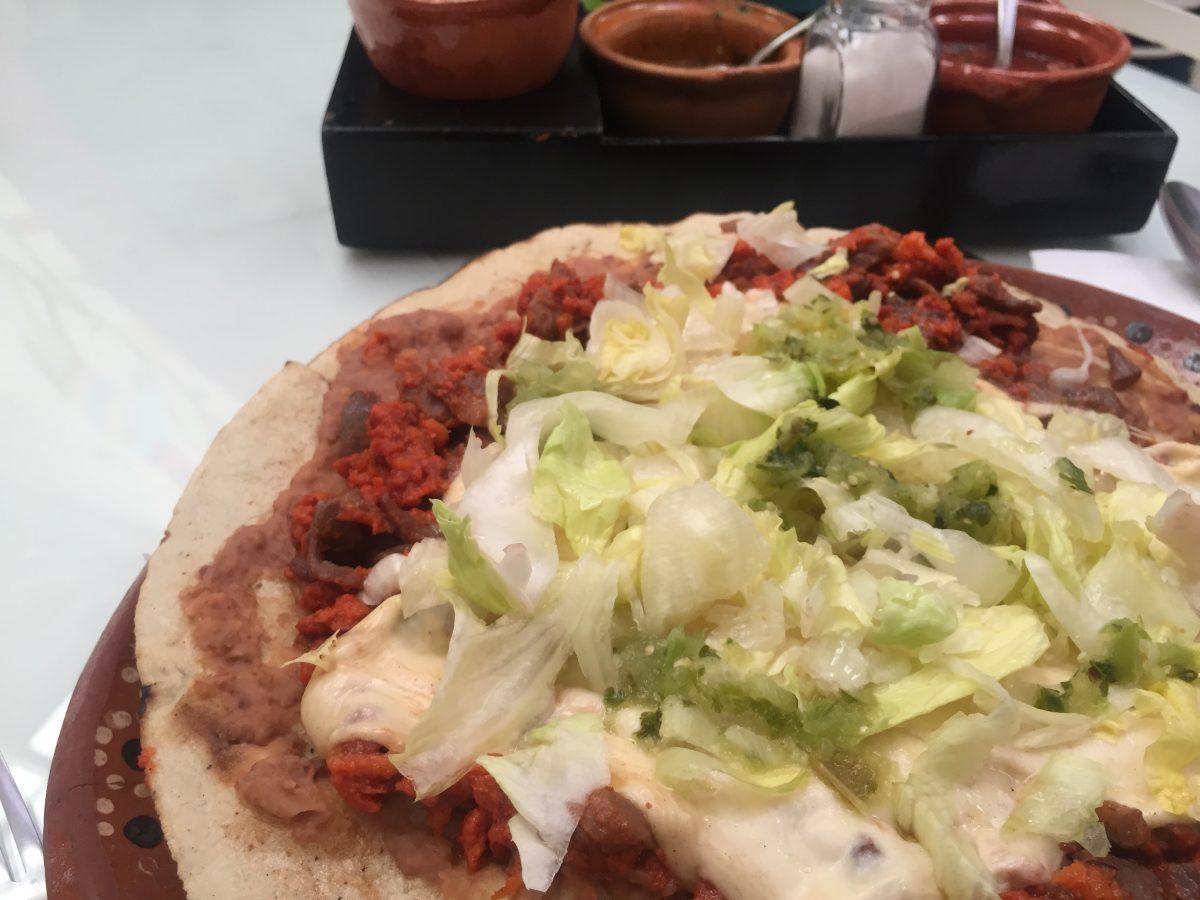 lugares para comer en San Miguel Chapultepec