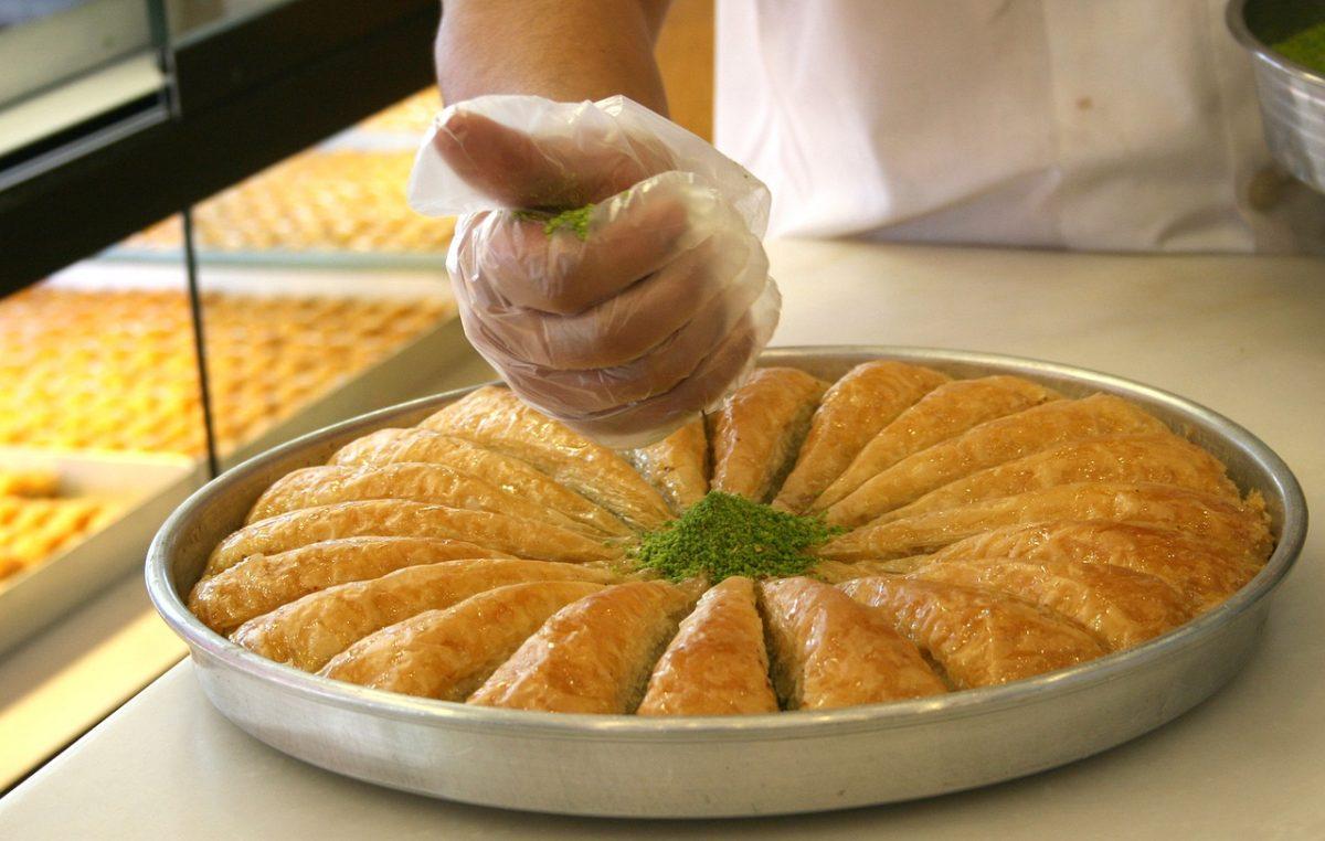 receta pistache