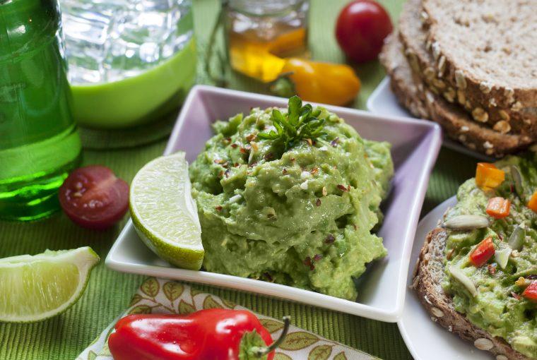 tips para preparar guacamole