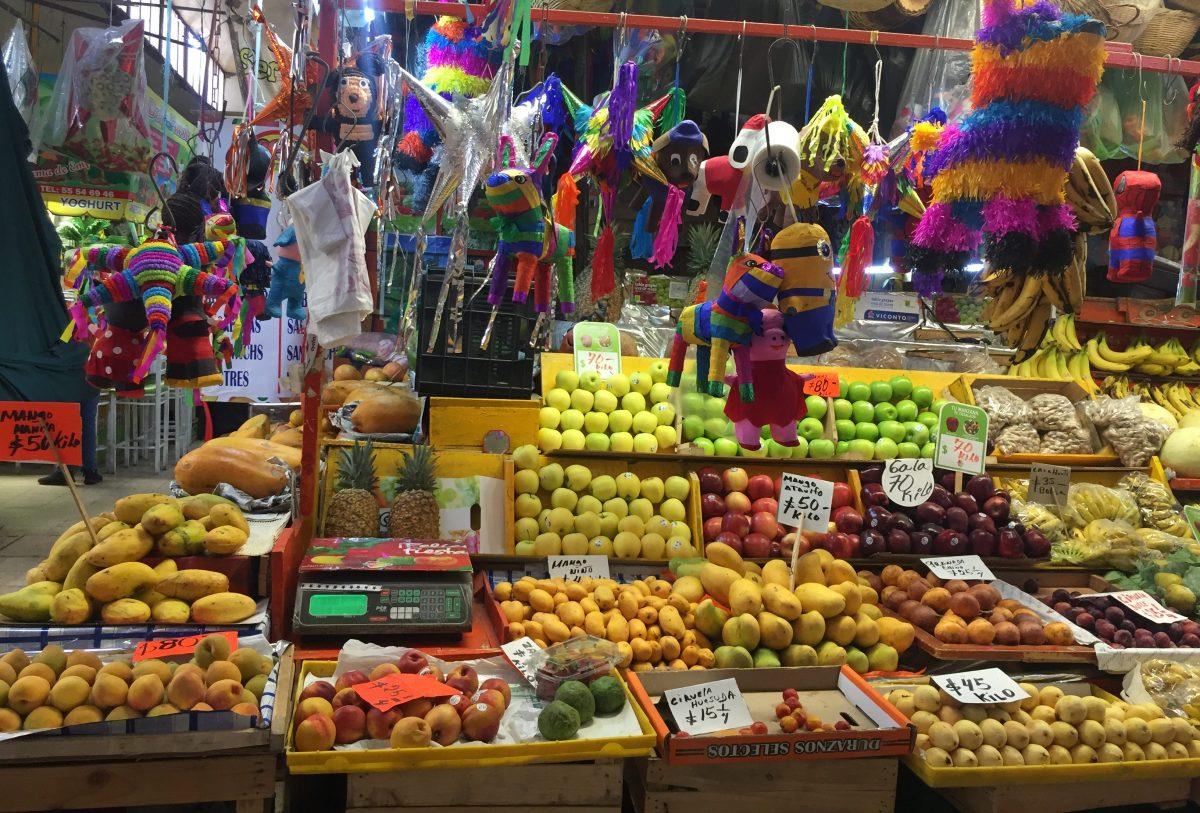 Resultado de imagen para mercado de coyoacan