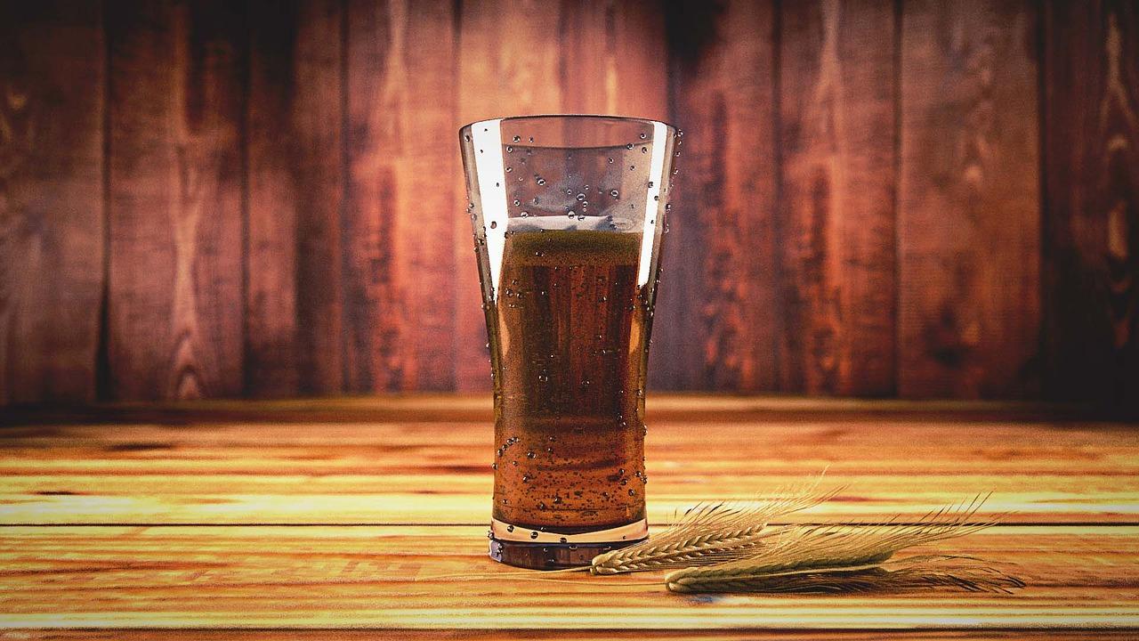 cerveza con marihuana