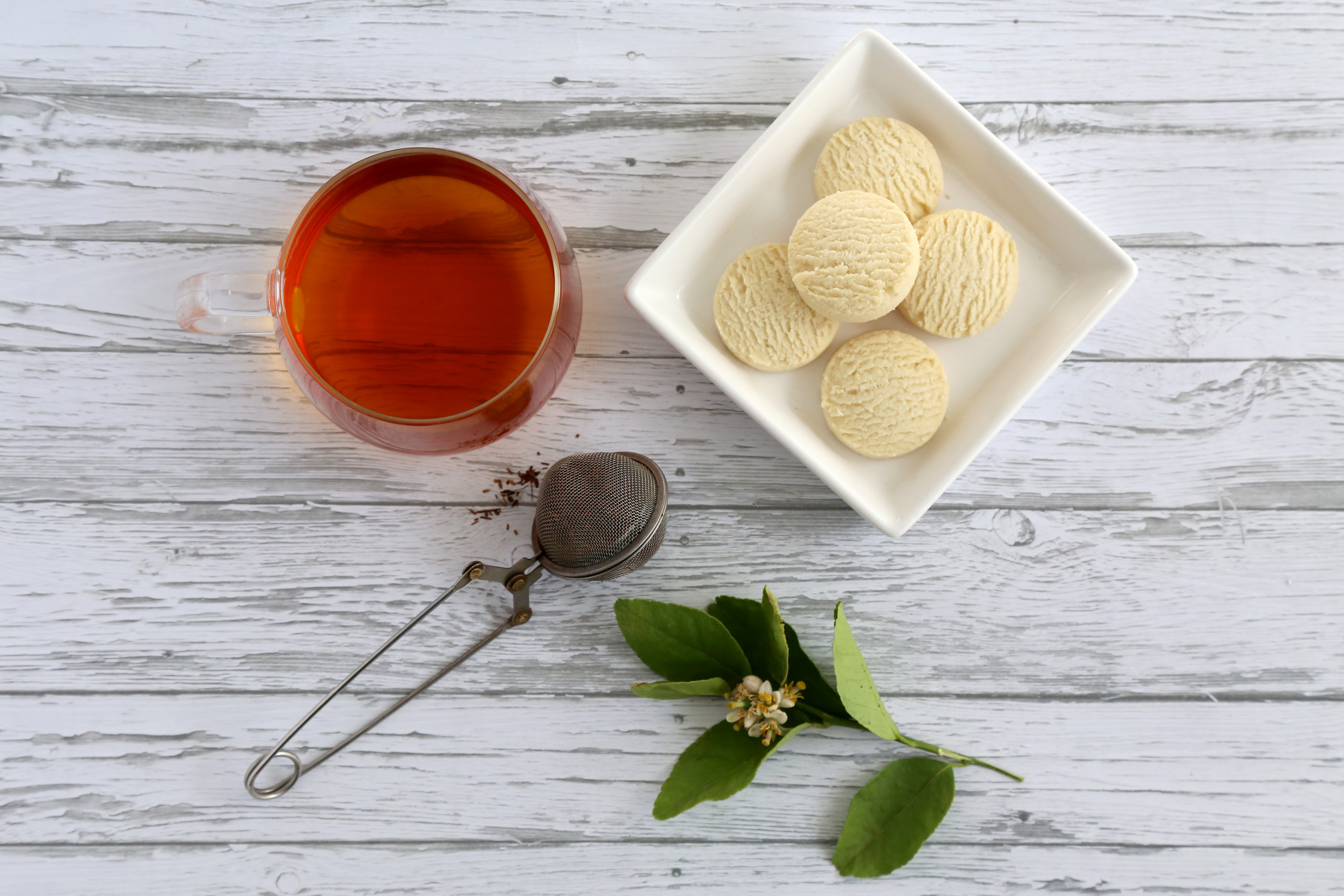 tés y tisanas maridaje
