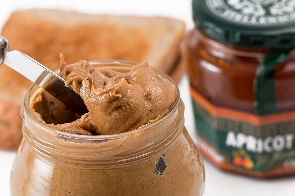 recetas crema de cacahuate