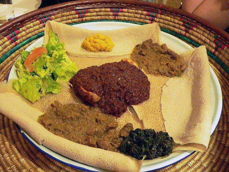 cocina de Etiopía