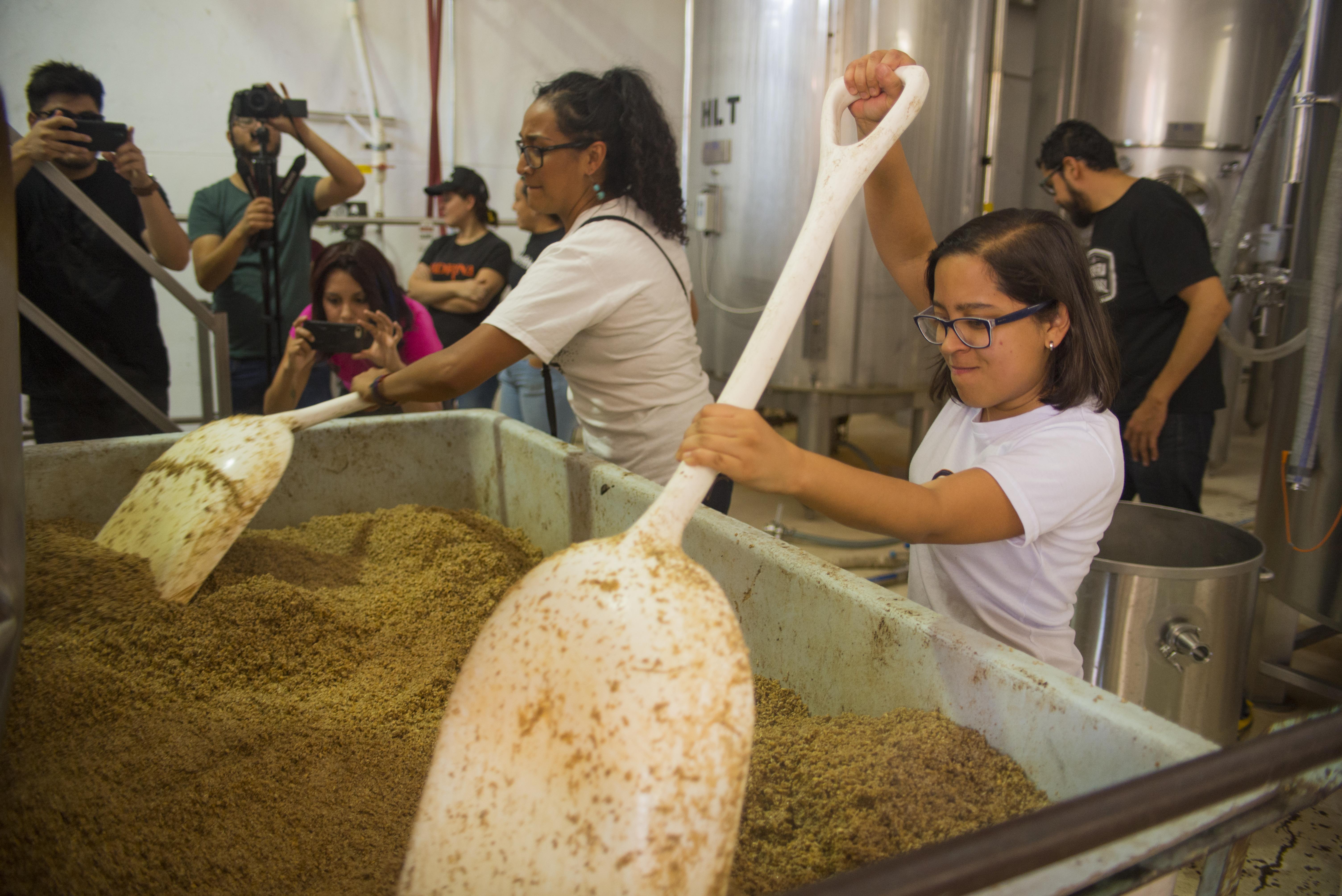 Las Adelitas, mujeres cerveceras mexicanas
