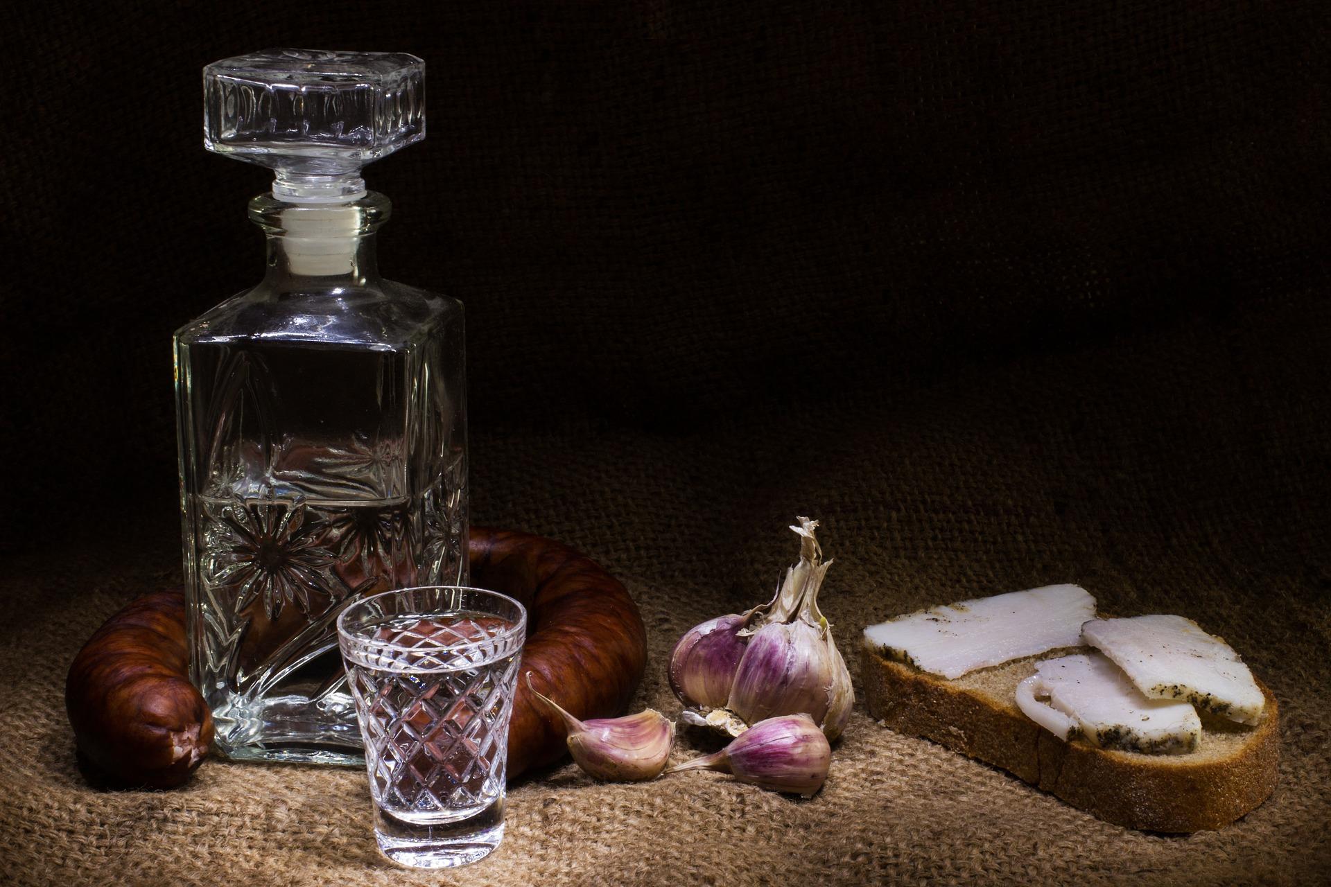 Destilados internacionales que se hacen en México.