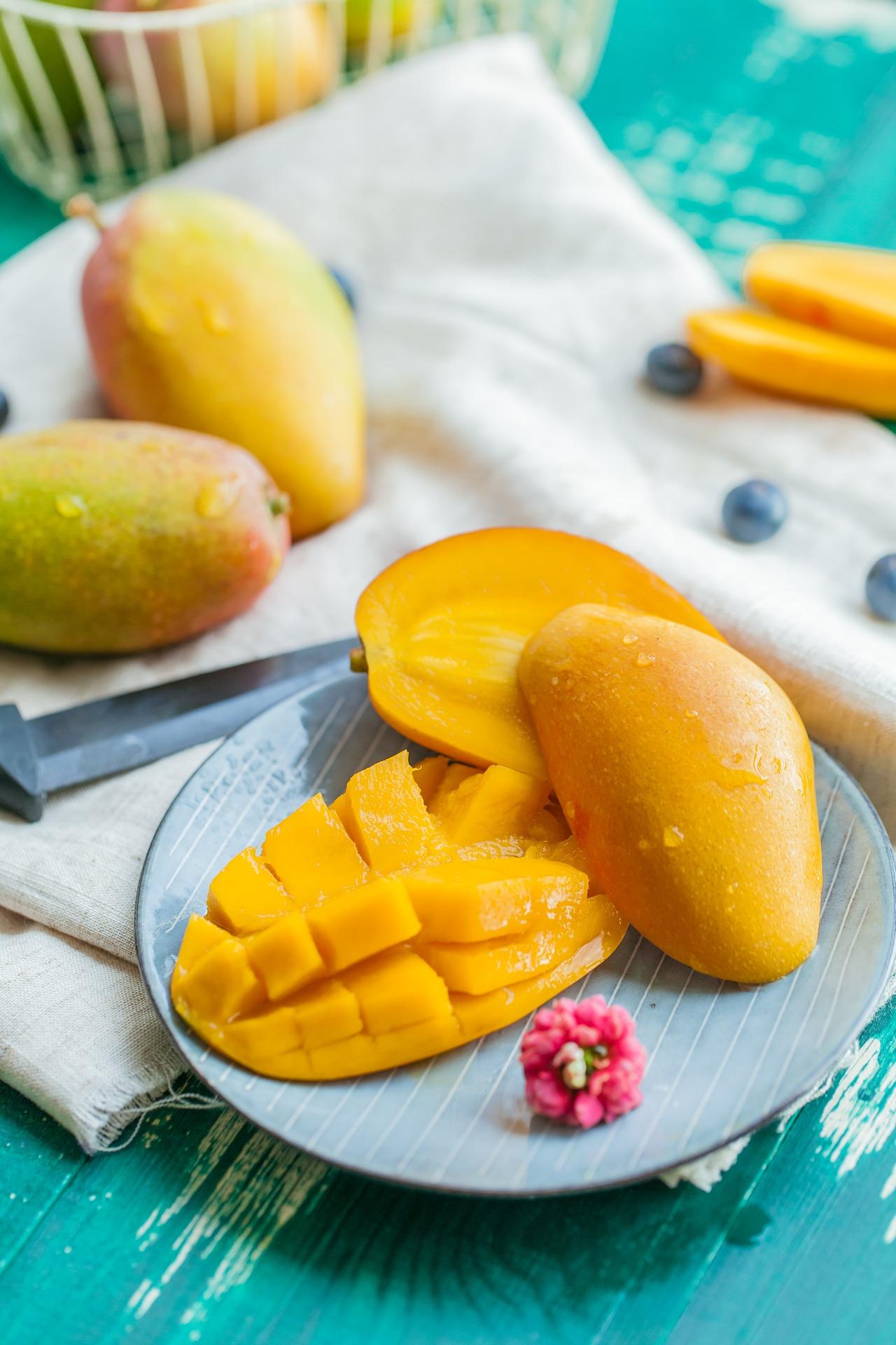 recetas con mango temporada