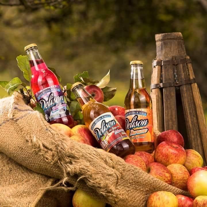 Delison refrescos artesanales