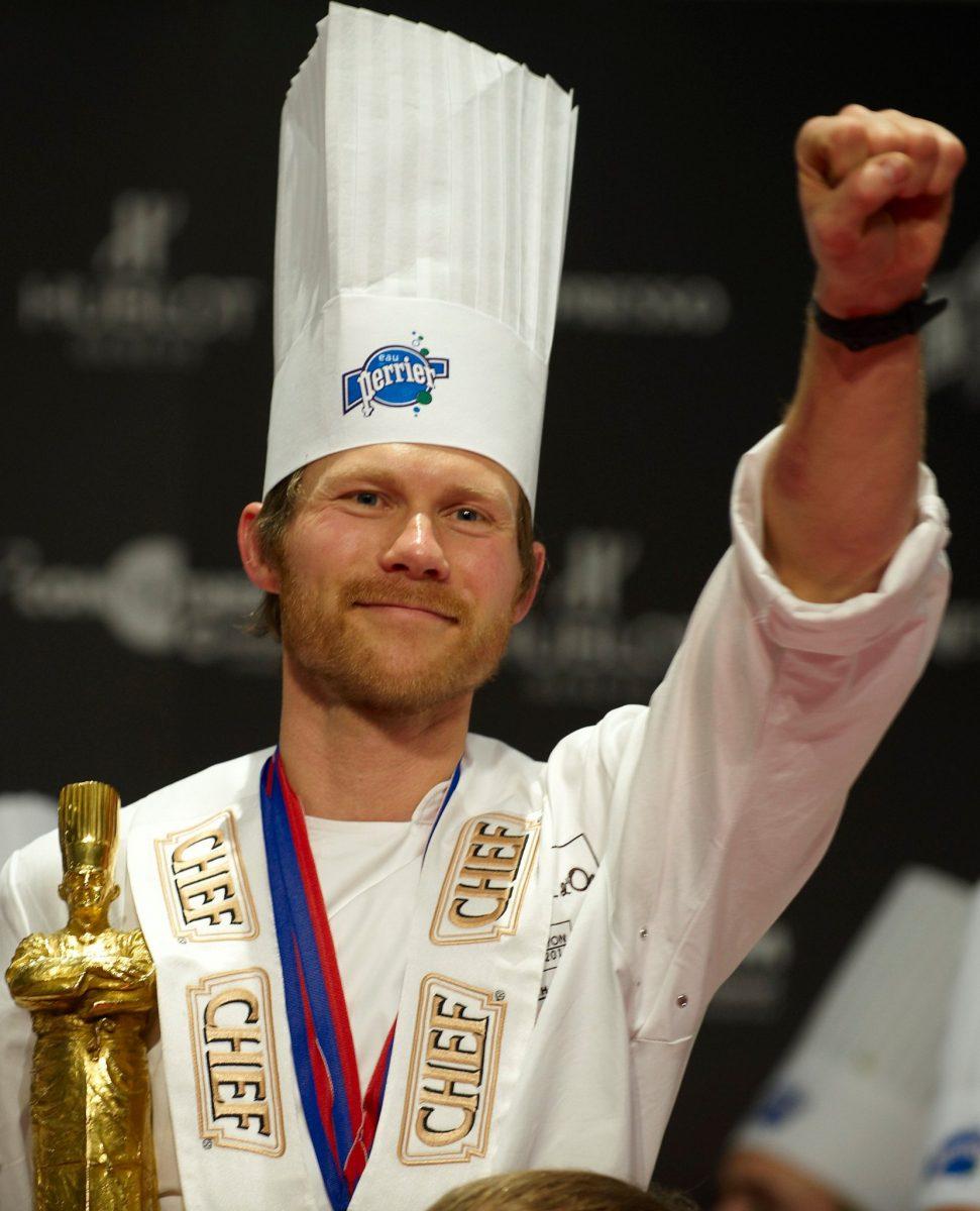 chefs detrás de los cinco mejores restaurantes del mundo