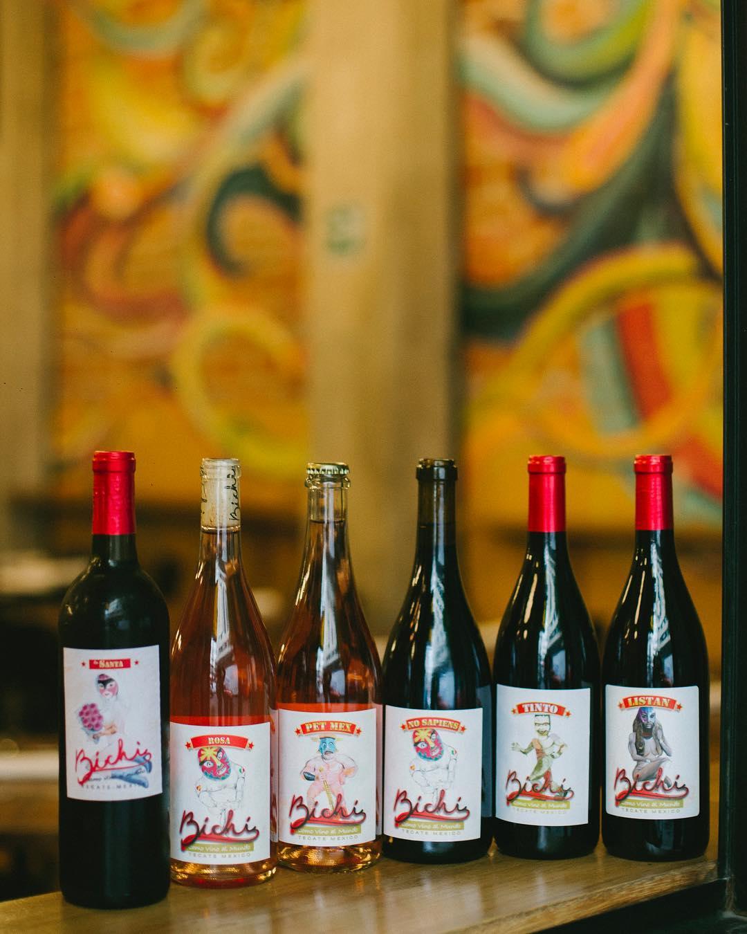 bichi vinos naturales