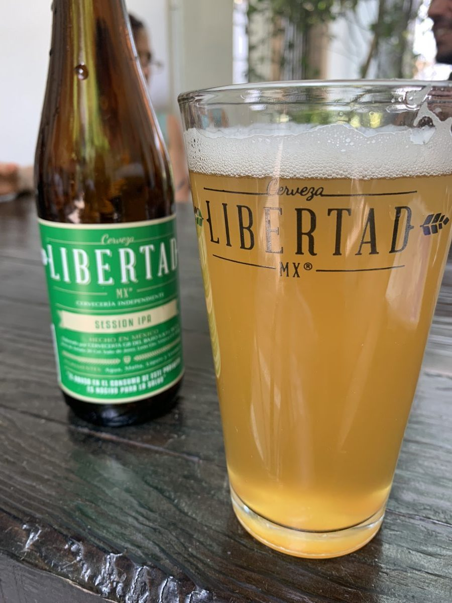 cervecería libertad leon, guanajuato chela artesanal