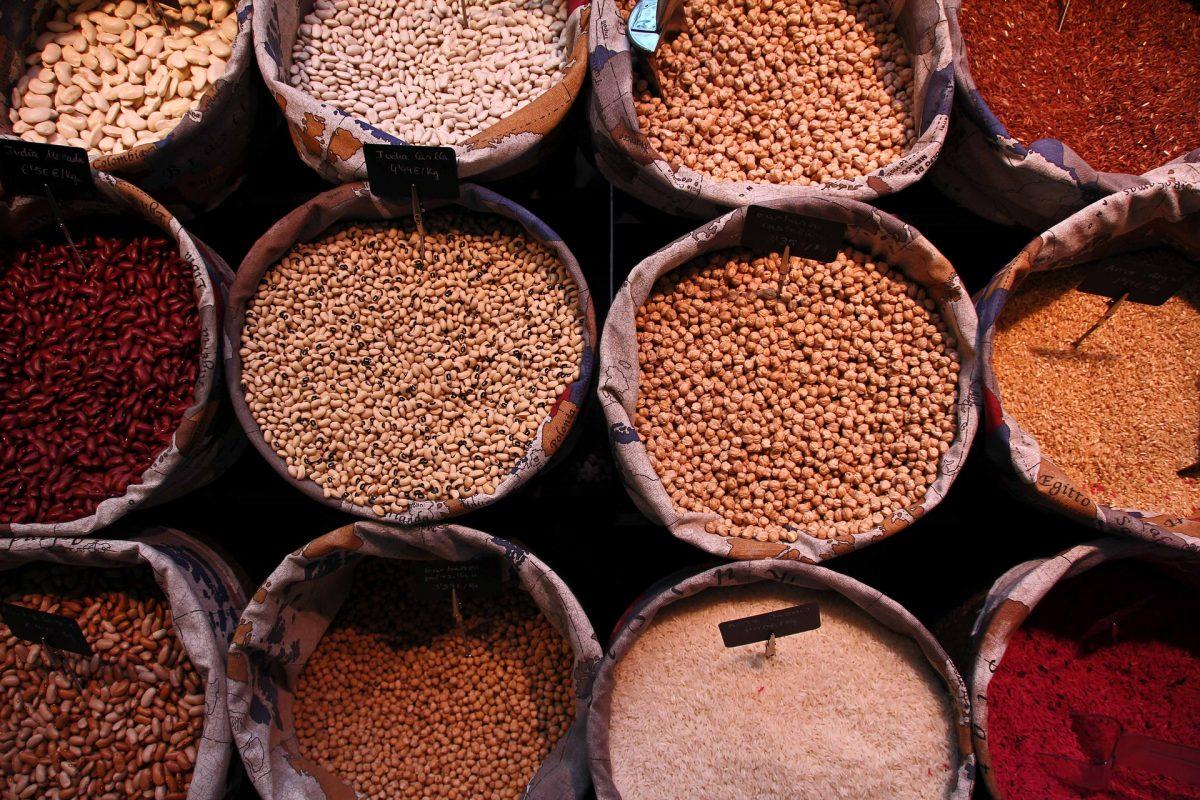 dónde comprar alimentos a granel