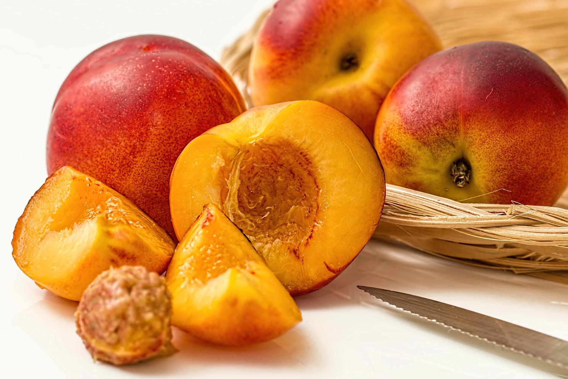 Diferencias entre durazno, chabacano y nectarina