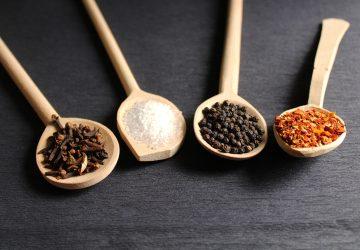 Diferencia entre especias y condimentos
