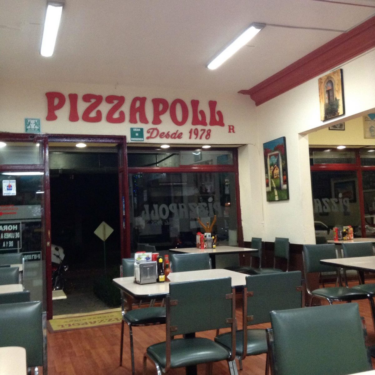 lugares para comer en polanquito