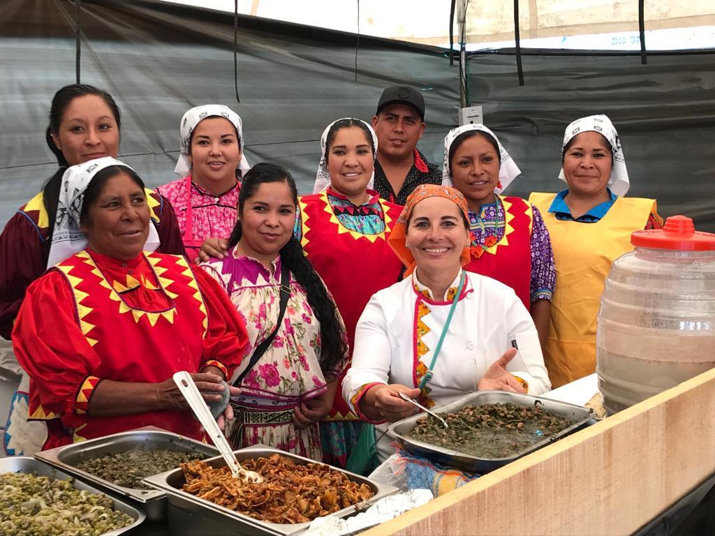 Cocina Tarahumara Chihiahua