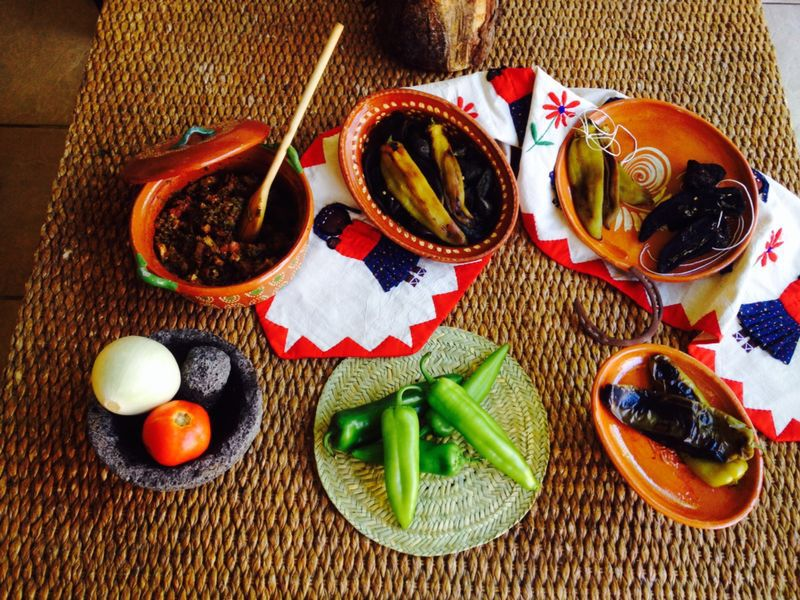 Cocina Tarahumara Chihuahua