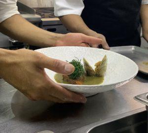 En el aniversario de Manta ¡nos metimos hasta la cocina con Enrique Olvera!