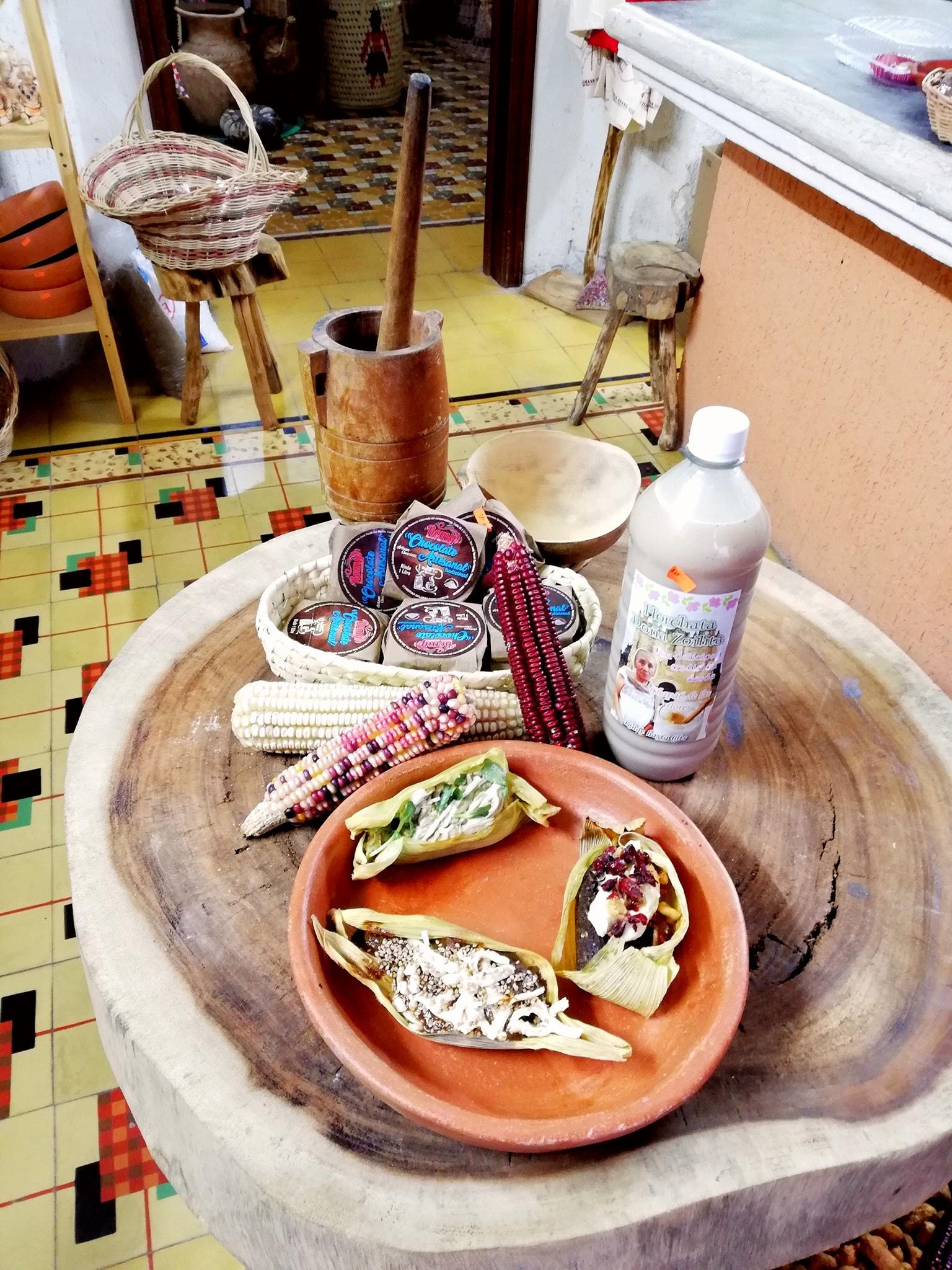 ingredientes de la cocina yucatca