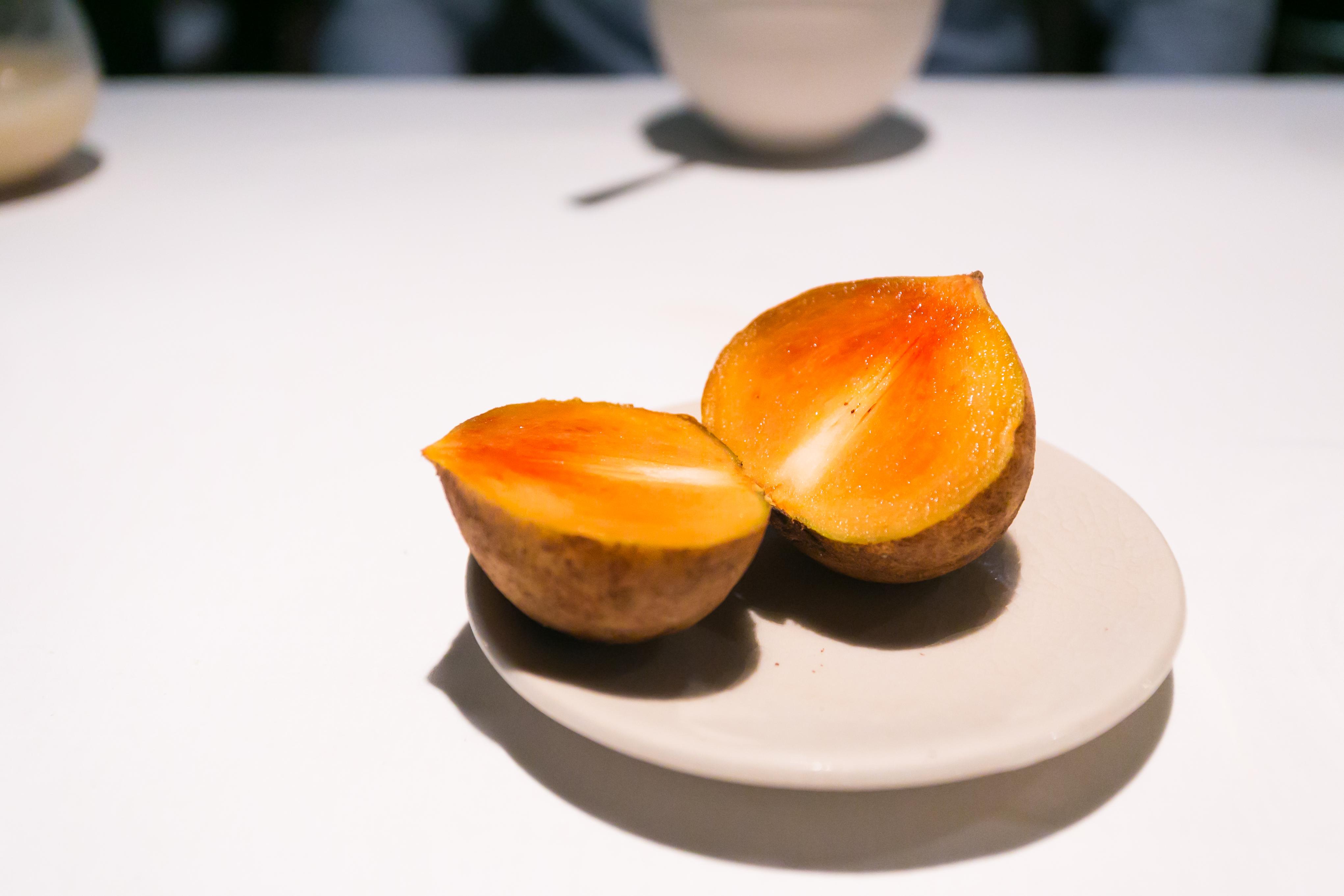 Frutas mexicanas, chicozapote