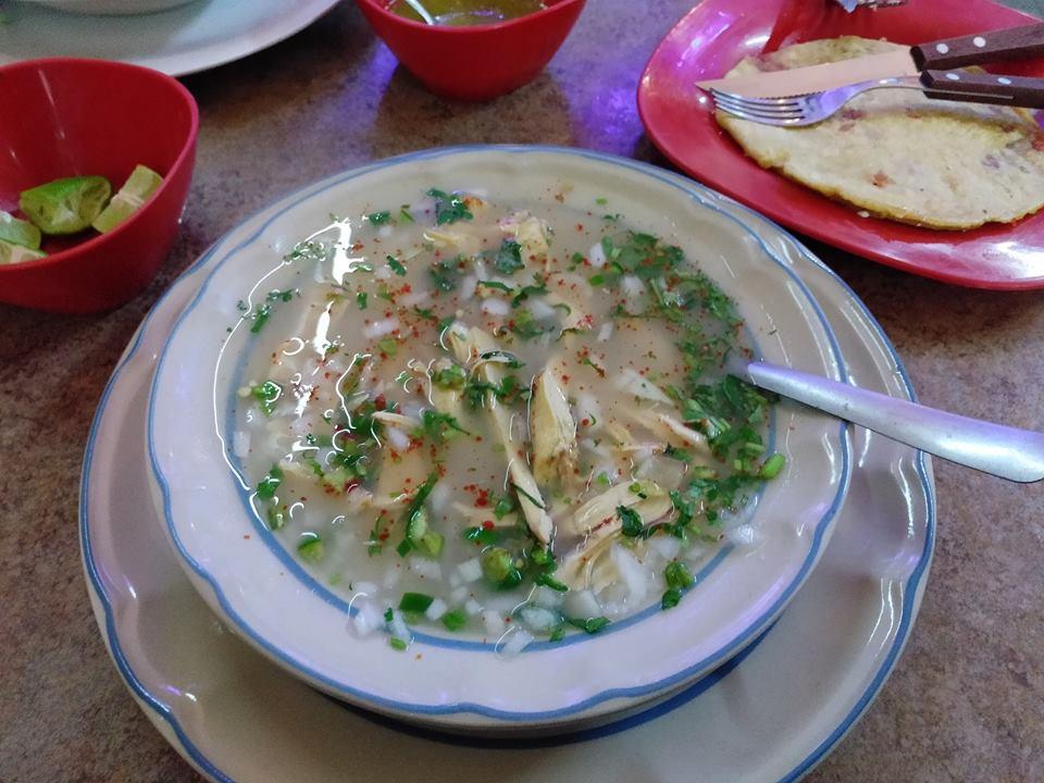 Comer en Polanco