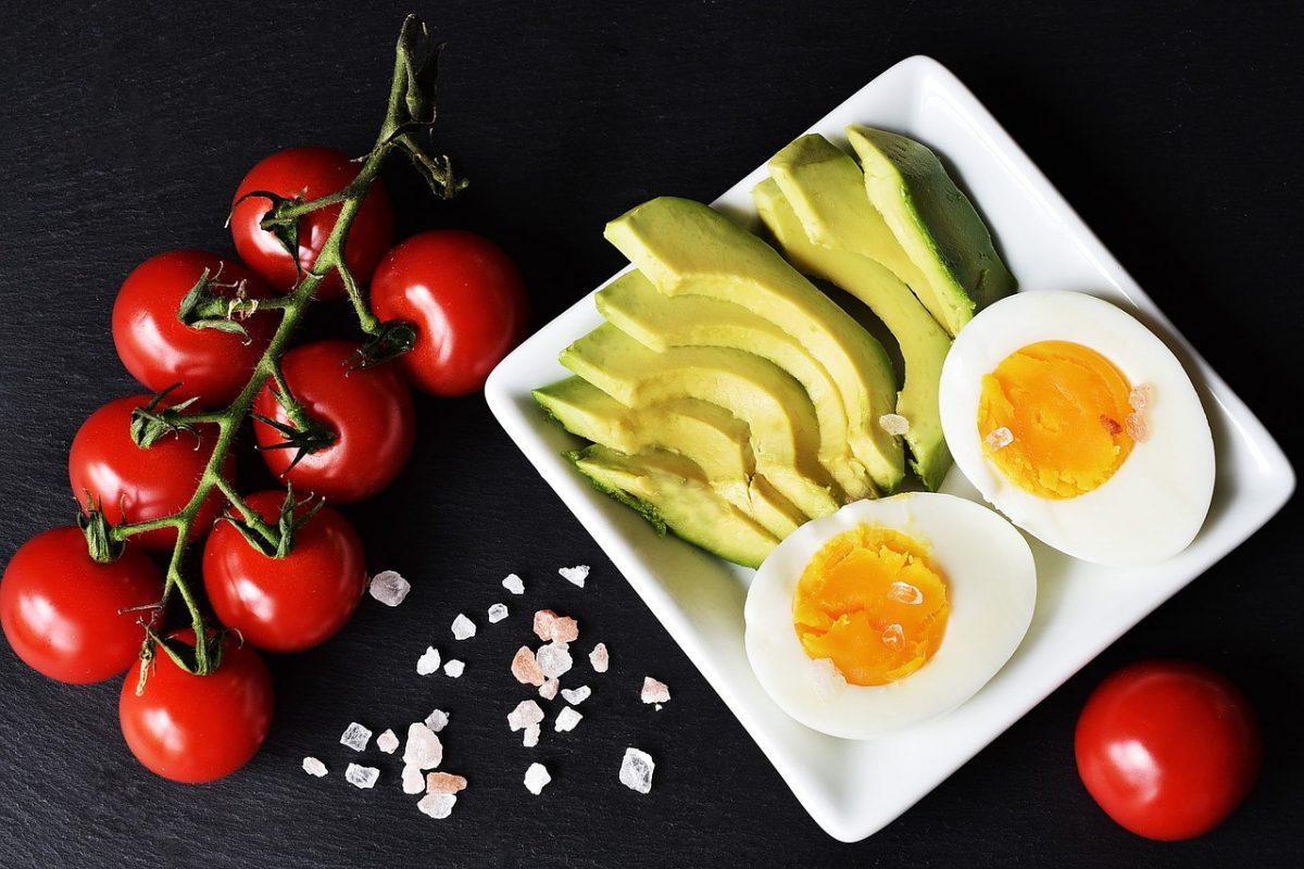 refrigerios y snacks keto
