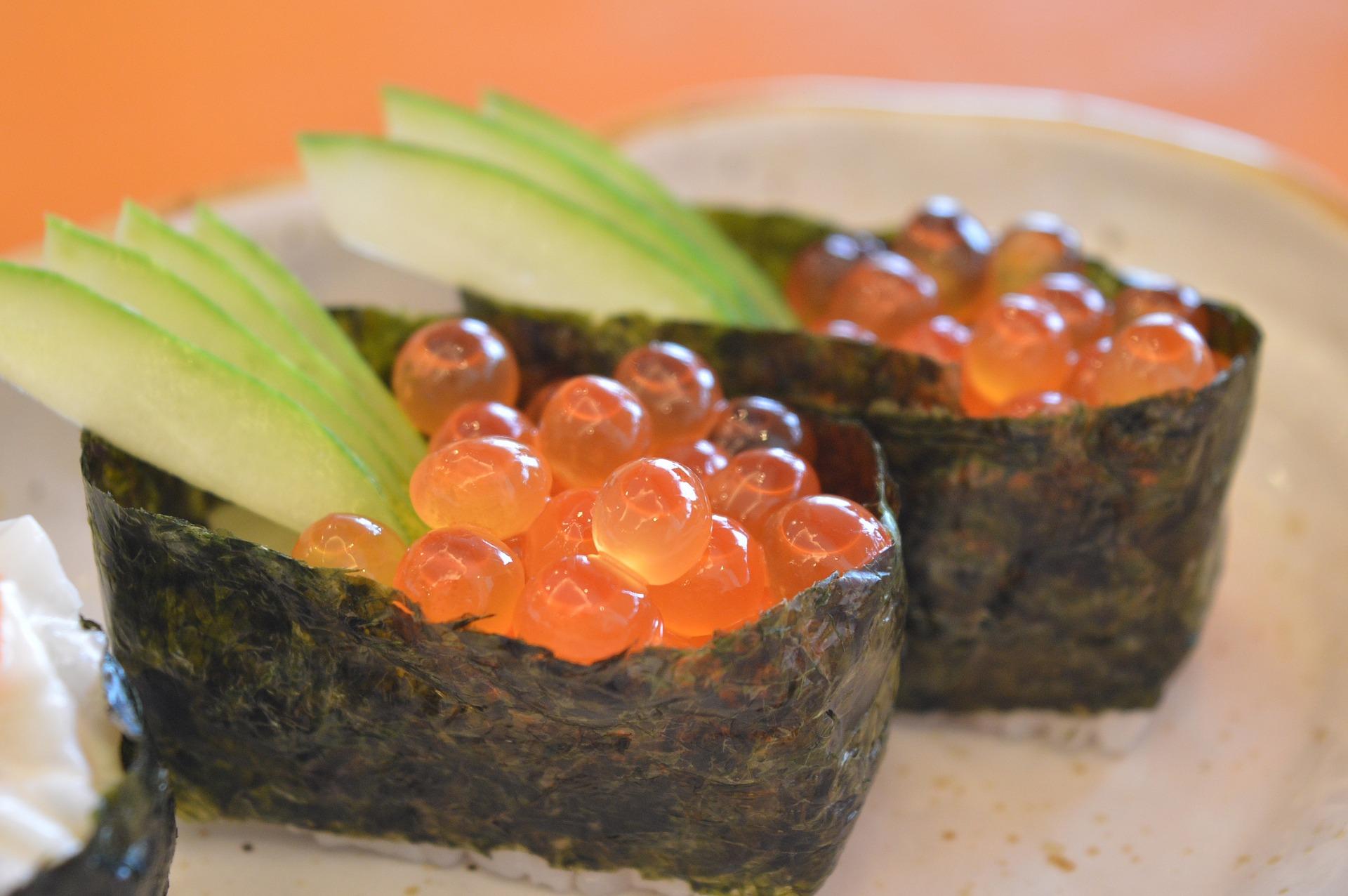 Japonismo gastronómico.
