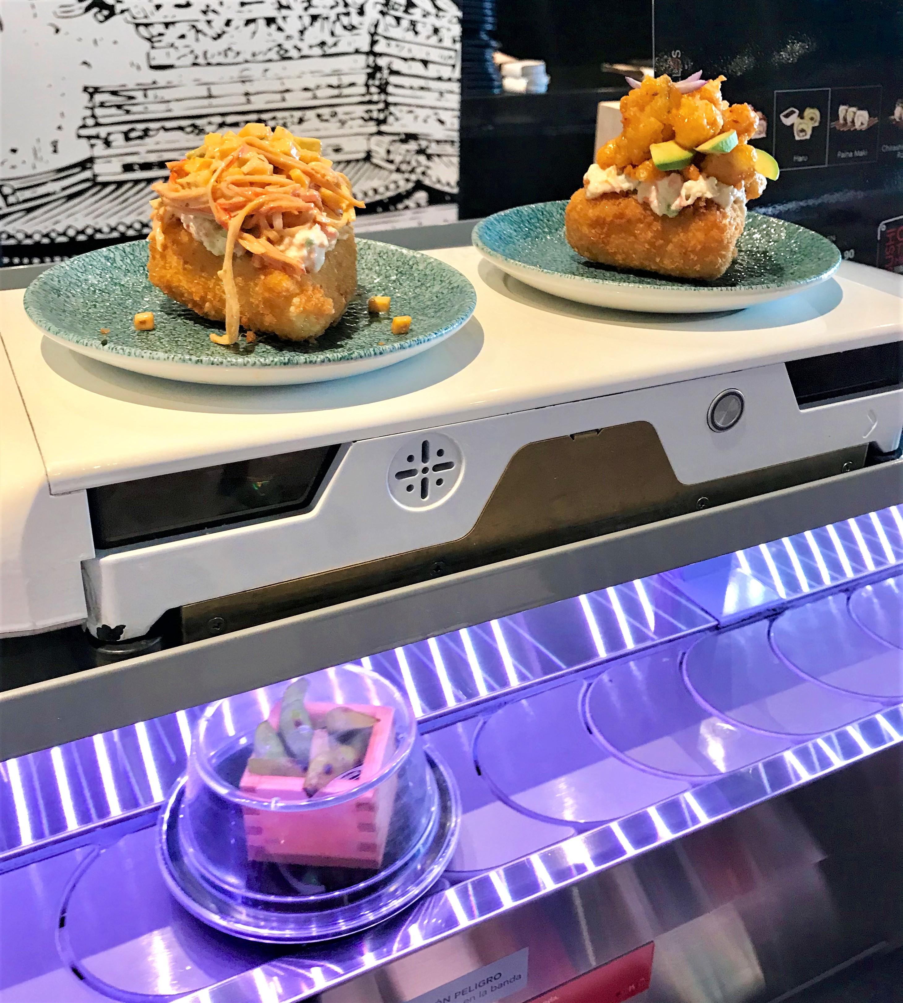 Tokio Inc restaurante japonés