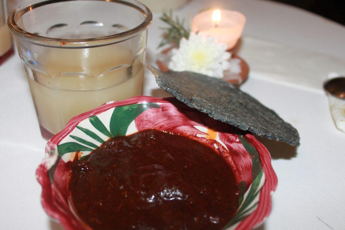 Cocina oaxaqueña desde la raíz gastronomía tacuate que motiva a que comamos identidad Yuri de Gortari