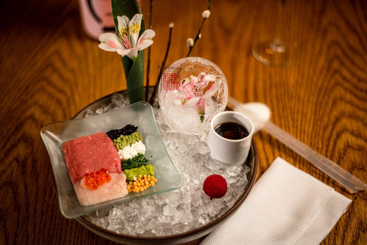 Morimoto y su omakase los mejor de la cocina japonesa en un menú de la mano del chef