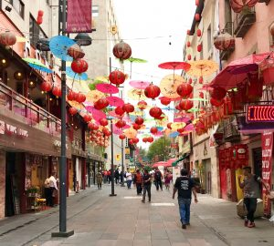 dónde comer barrio chino comida china