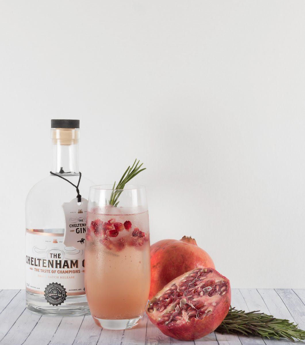 bebidas con granada