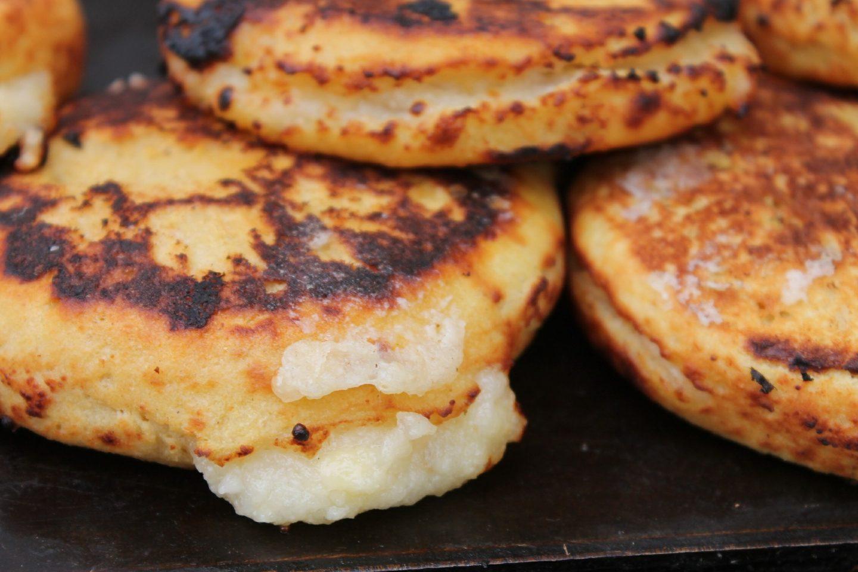 garnachas comida callejera América internacional
