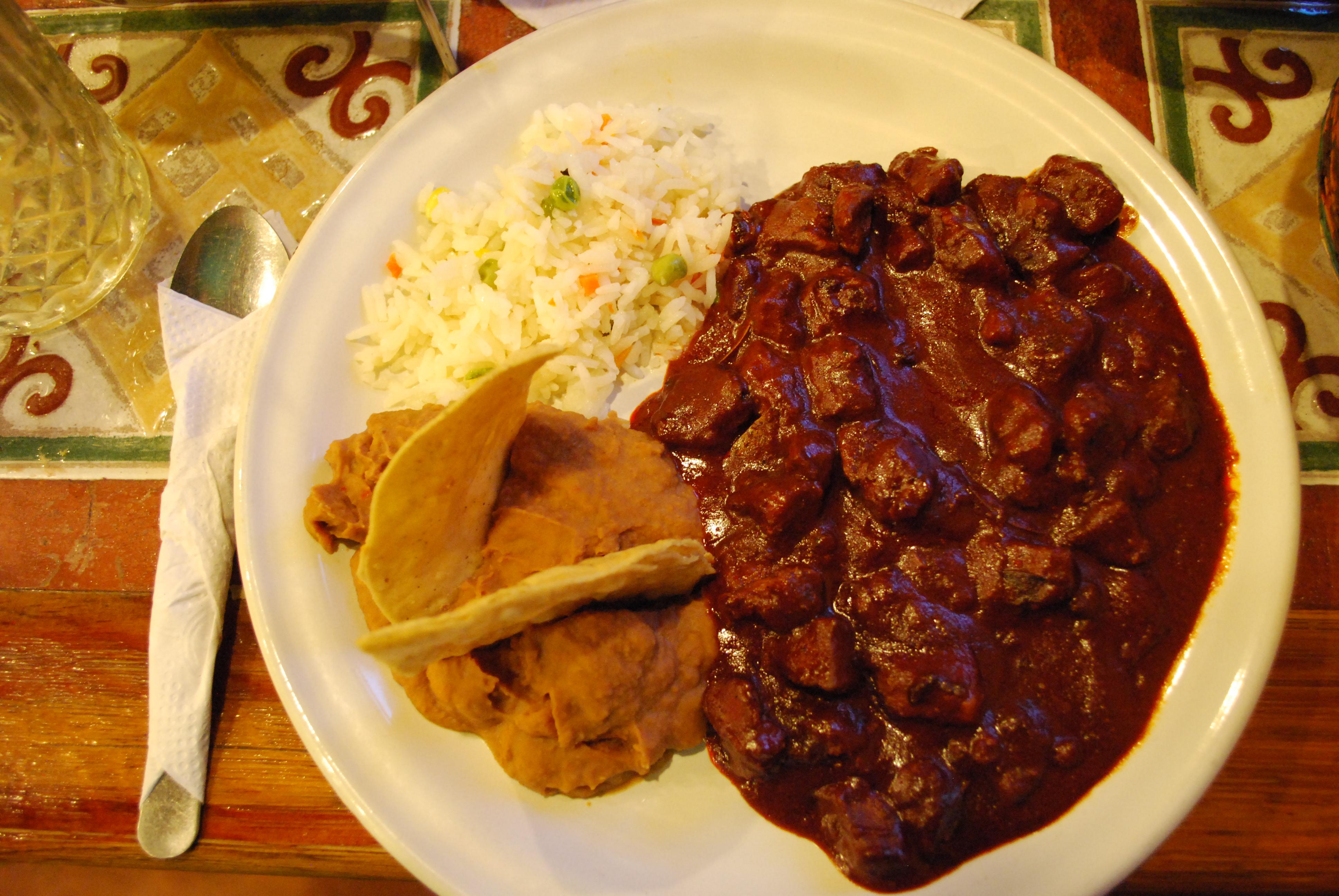Comida de Zacatecas