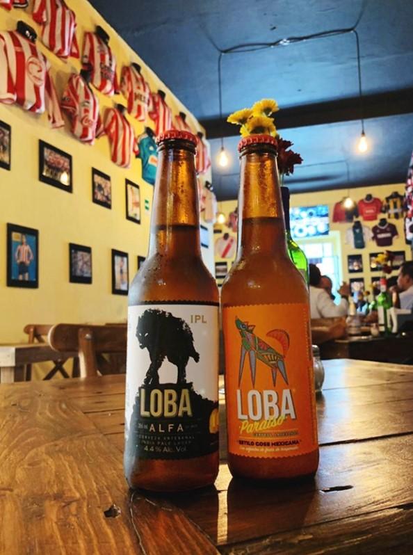 Cerveza Loba