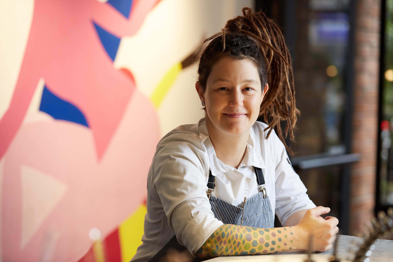 Chef Carolina Bazán